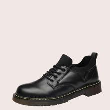 Zapatos patin de hombres con cordon