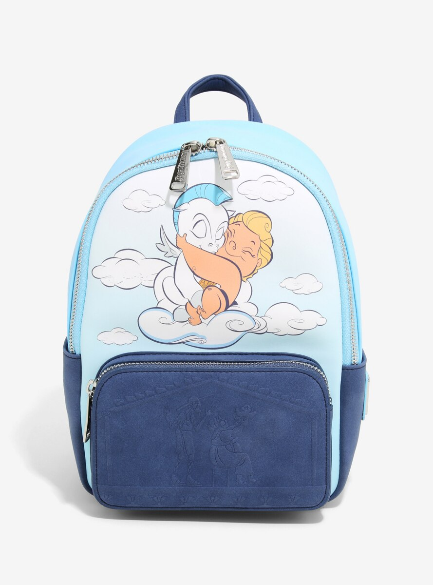Loungefly Disney Hercules Baby Pegasus & Hercules Mini Backpack - BoxLunch Exclusive