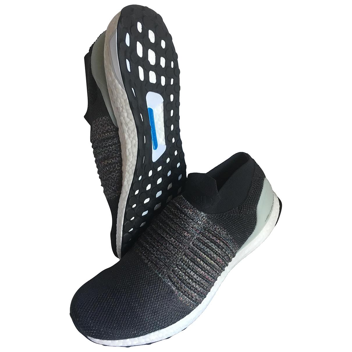 Adidas - Baskets Ultraboost pour homme en toile - gris