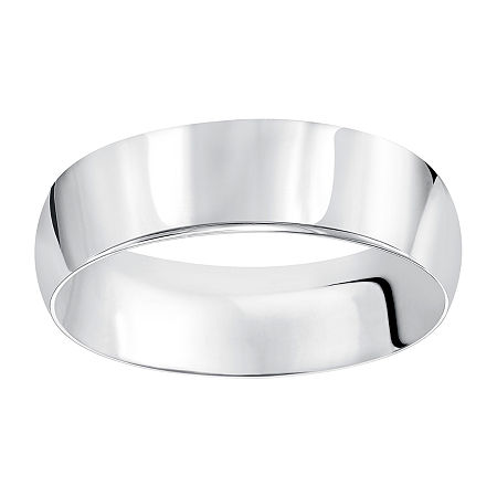6.5MM 14K Gold Wedding Band, 8 1/2 , No Color Family