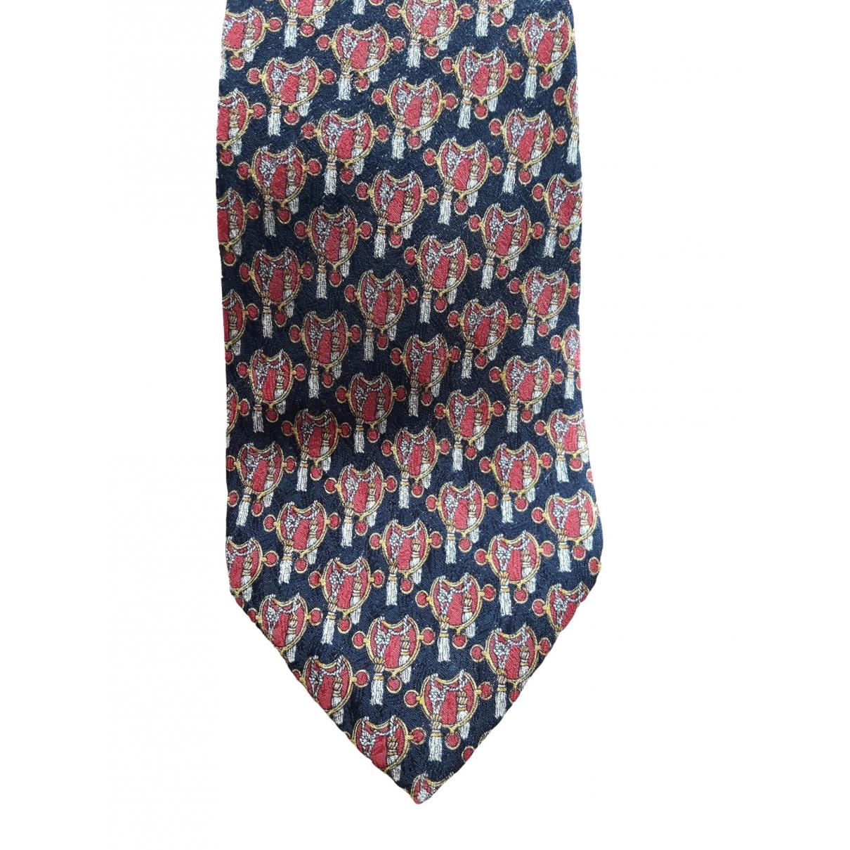 Givenchy \N Krawatten in  Bunt Seide