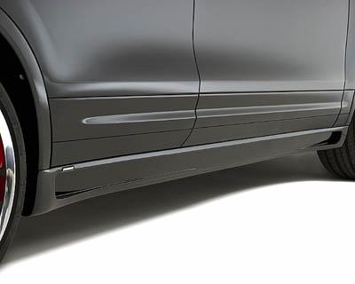 Hamann 13 958 120 Side Skirts Porsche Cayenne 958 11-12