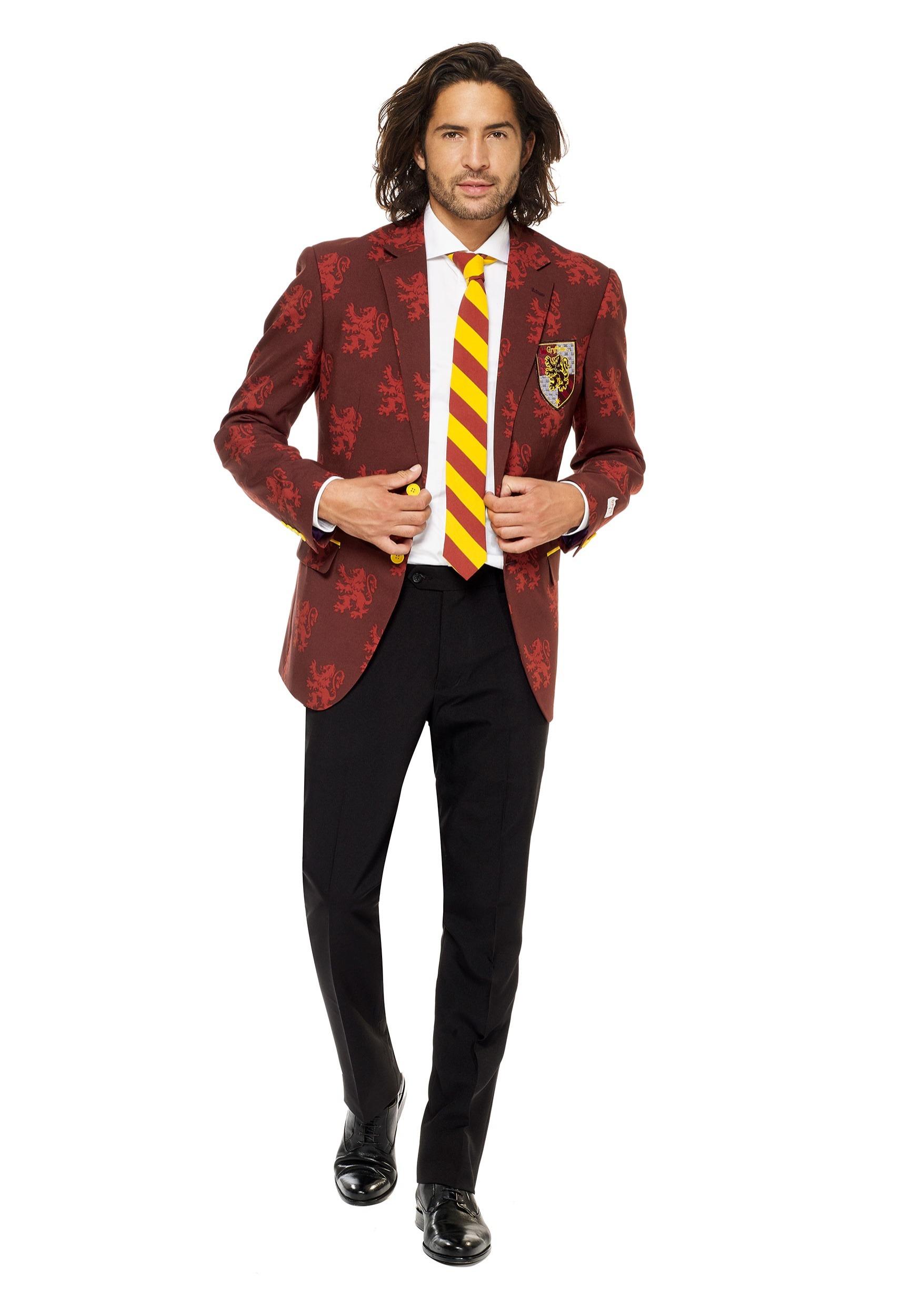Harry Potter Men's Opposuits  Suit Costume