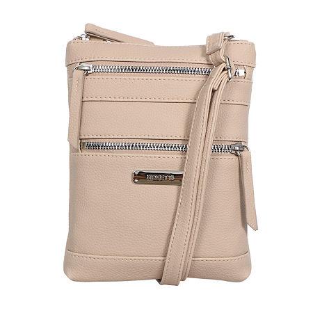Rosetti Lisa Mini Crossbody Bag, One Size , Beige