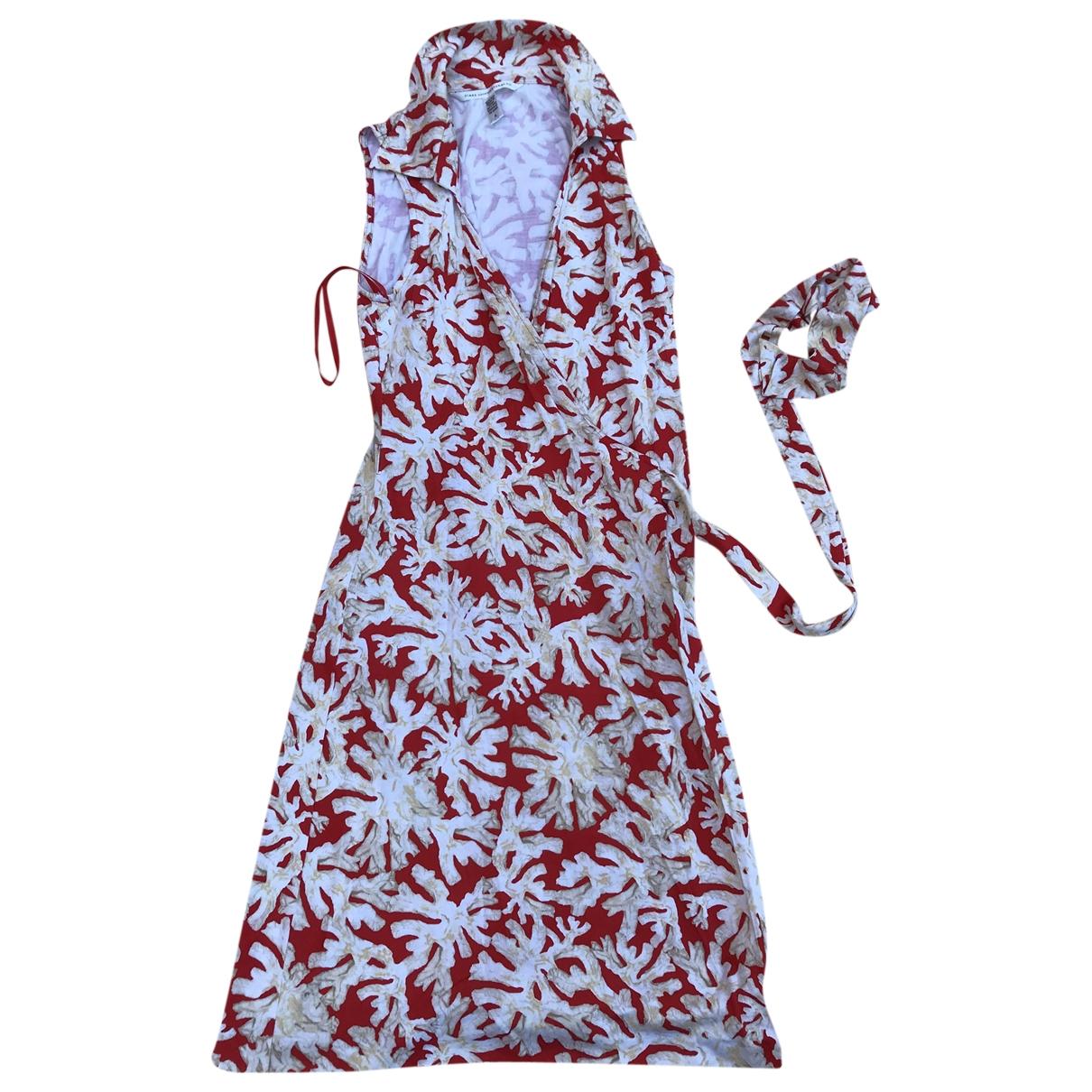 Diane Von Furstenberg - Robe   pour femme en soie