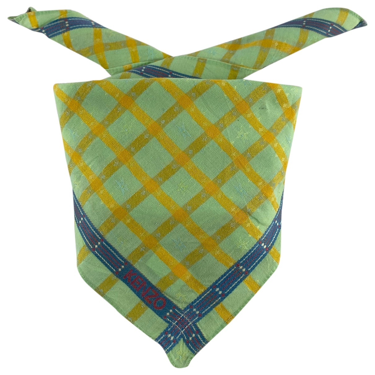 Kenzo \N Schal in Baumwolle