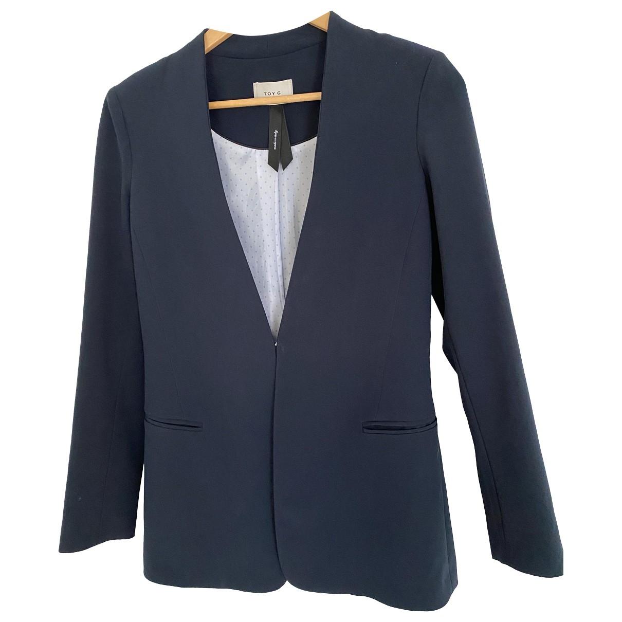 - Veste   pour femme - bleu
