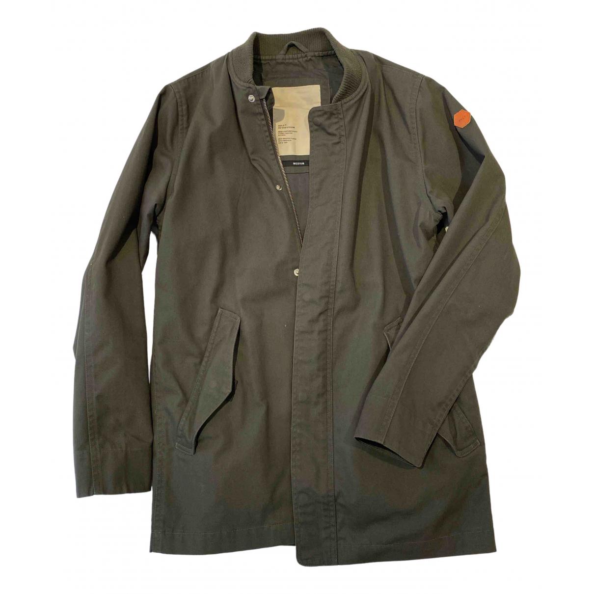 Rvlt \N Green jacket  for Men M International