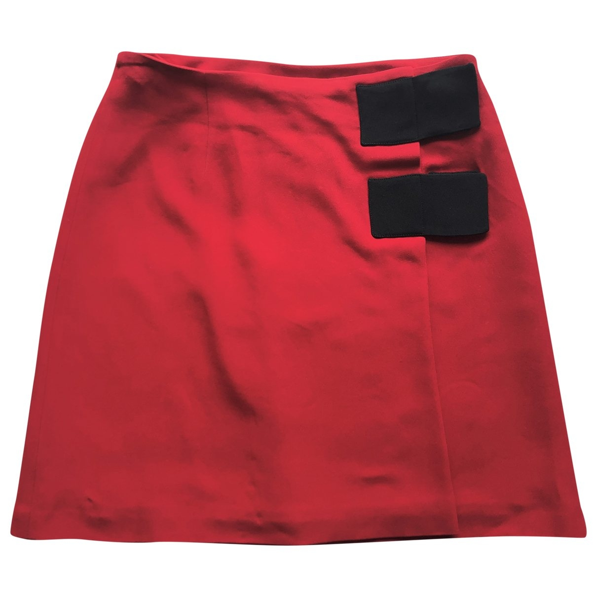 Moschino Cheap And Chic \N Red skirt for Women 44 IT