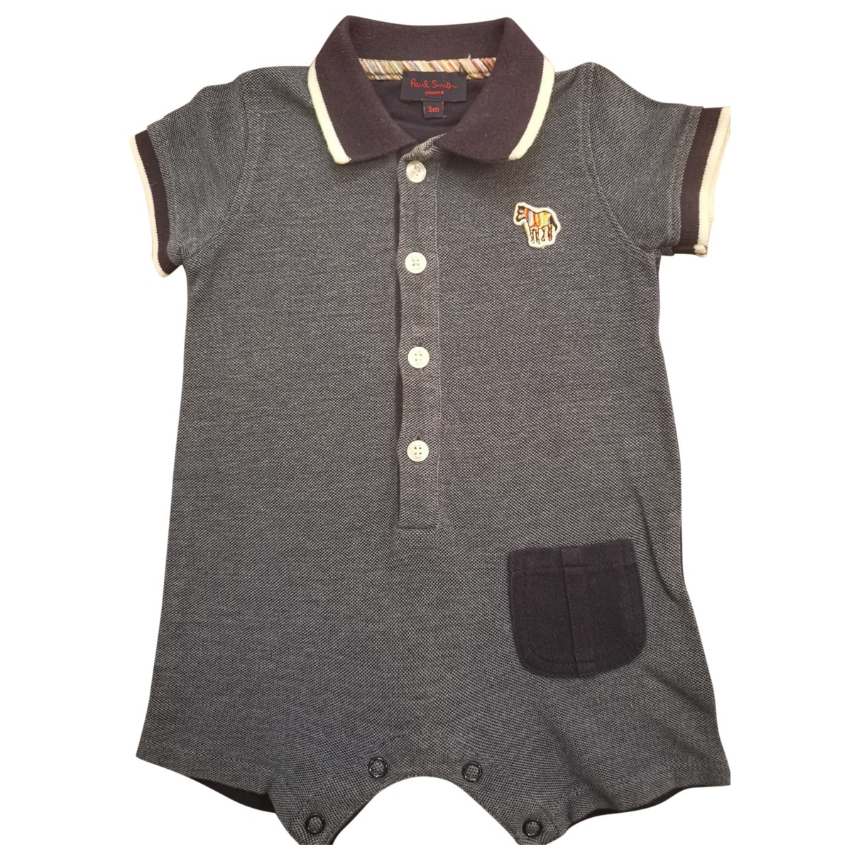 Paul Smith \N Blue Cotton Outfits for Kids 3 months - up to 60cm FR