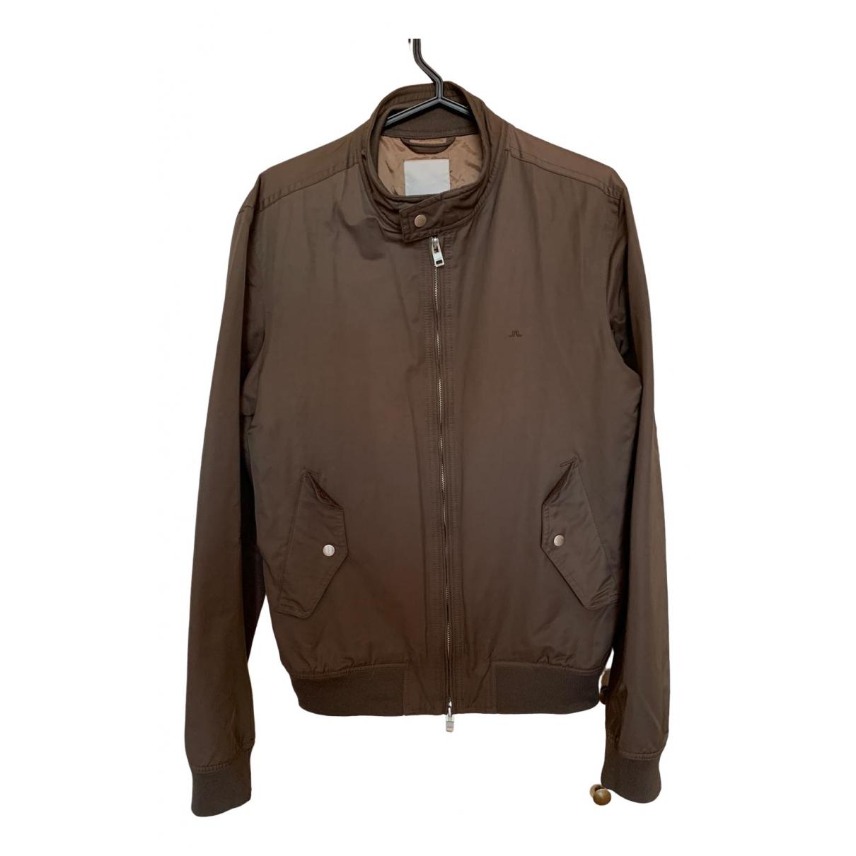 J.lindeberg \N Brown jacket  for Men S International