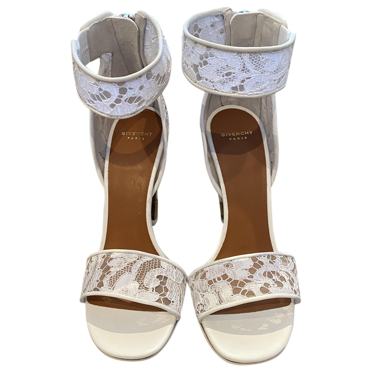 Sandalias de Lona Givenchy