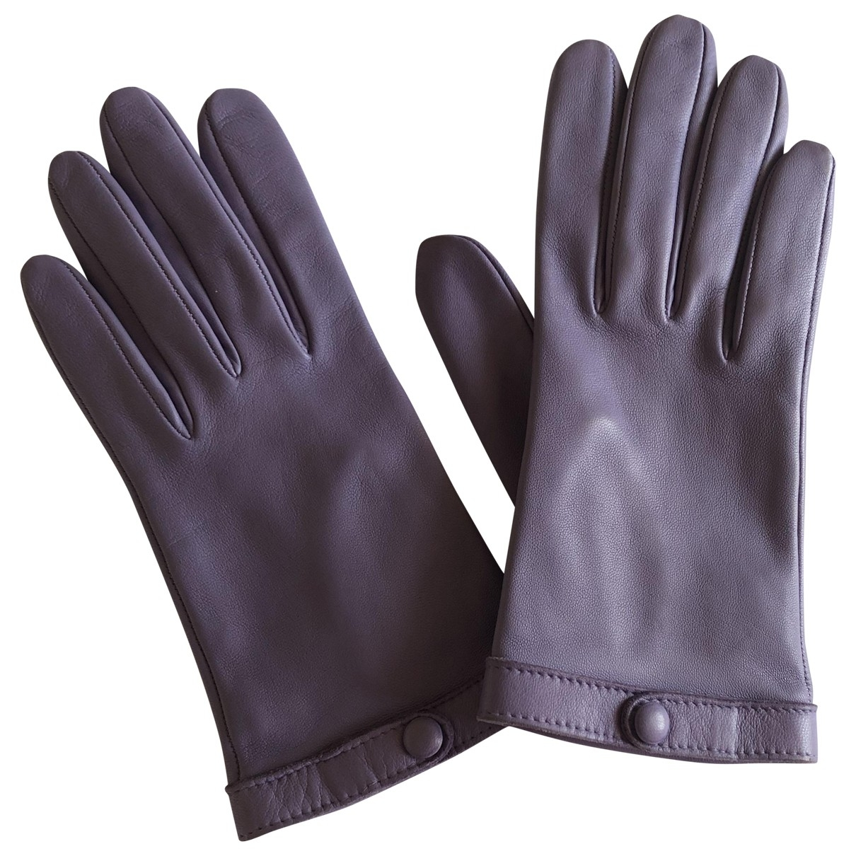 Guantes de Cuero Sermoneta Gloves