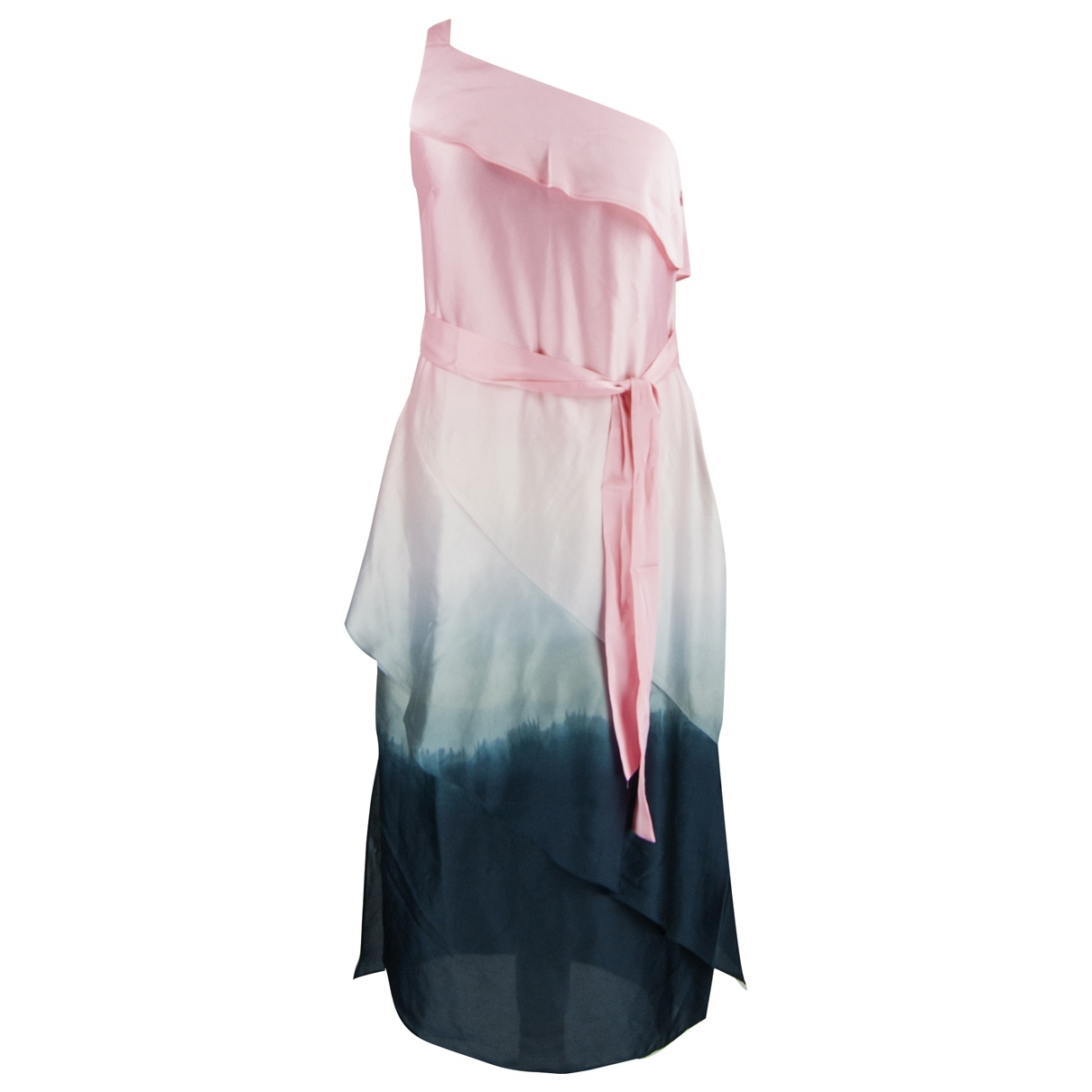Banana Republic \N Pink dress for Women 4 US