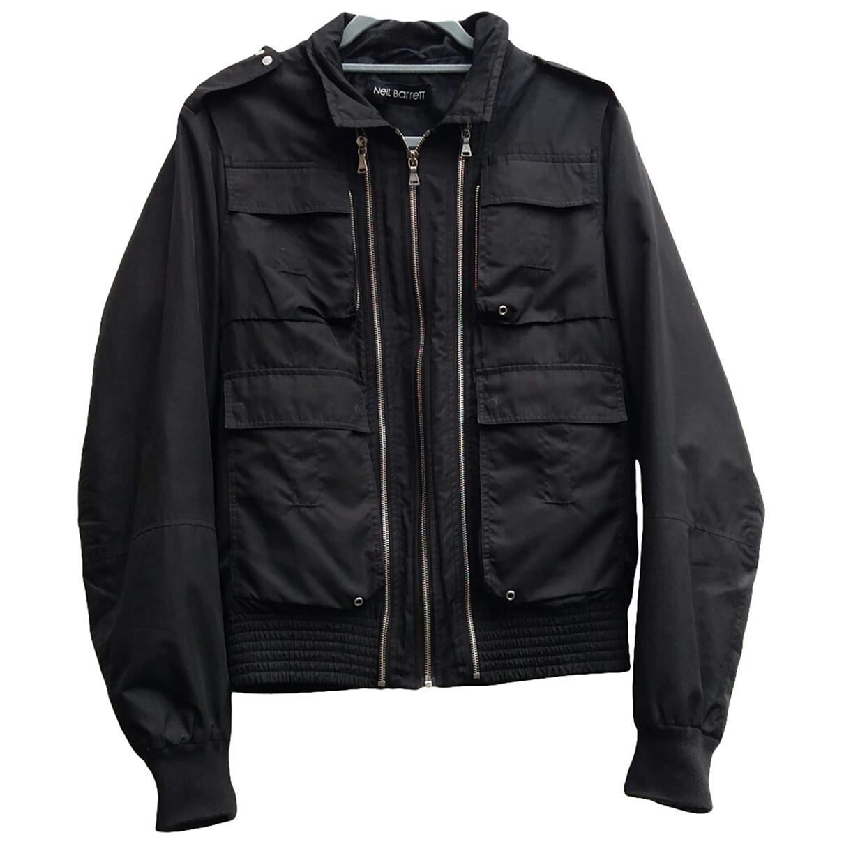 Neil Barrett N Black jacket  for Men M International