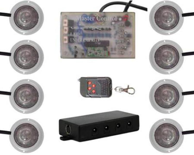 Vision-X Lighting V/X4005419 Tantrum White LED Rock Light Kit