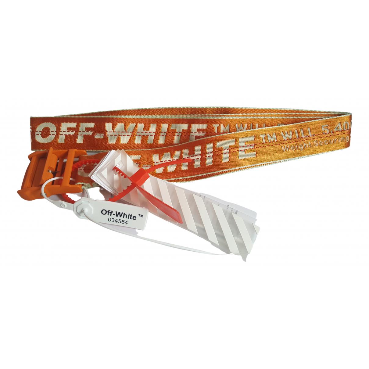 Cinturon Off-white