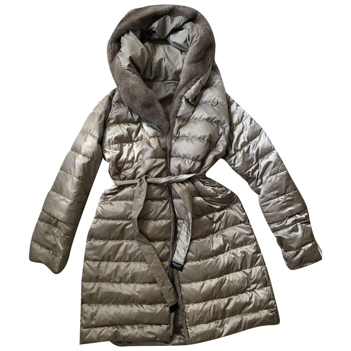 Max Mara s - Manteau   pour femme - gris