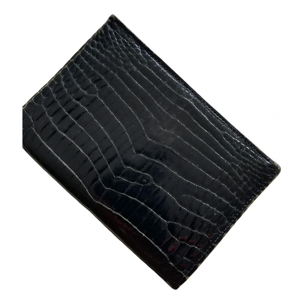 Lancel - Portefeuille   pour femme en autre - noir