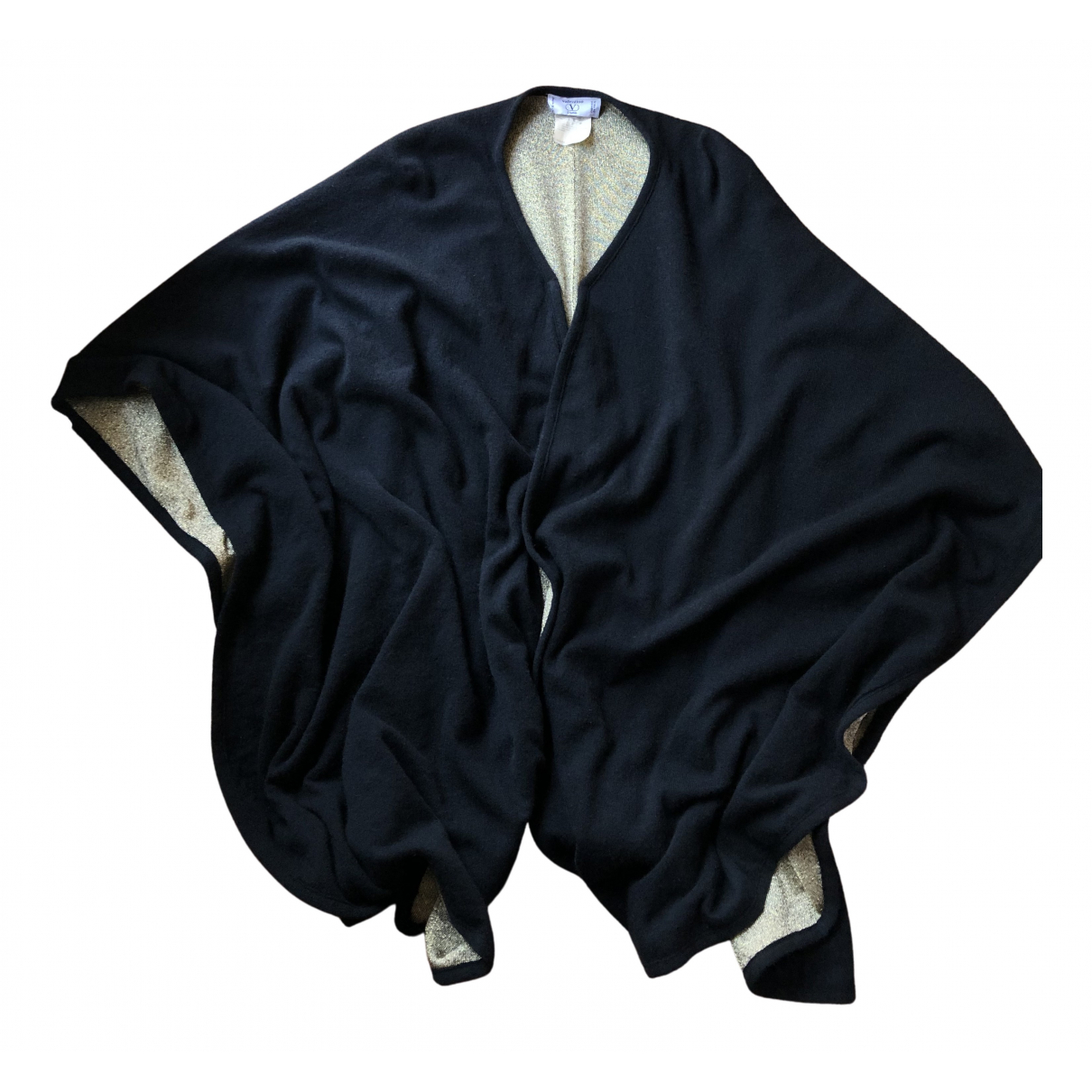 Valentino Garavani N Black Wool jacket for Women One Size International