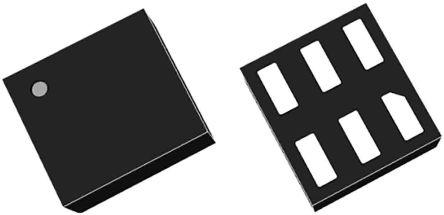 STMicroelectronics , 1.18 → 1.74 V Linear Voltage Regulator, 1.2A, 1-Channel, Adjustable, ±3% 6-Pin, DFN LDL212PVR (3000)