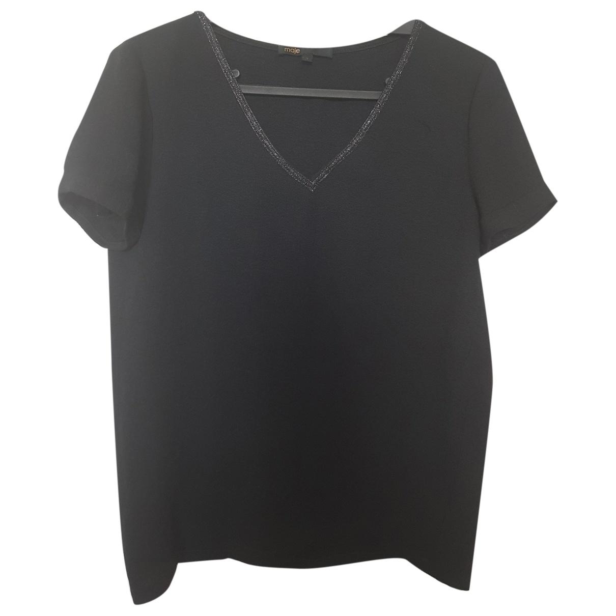 Maje - Top   pour femme - gris