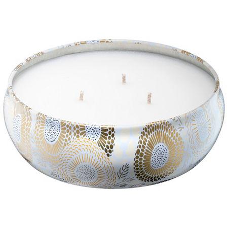 VOLUSPA Nissho-Soleil Decorative Tin Candle, One Size , Multiple Colors