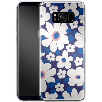 Samsung Galaxy S8 Silikon Handyhuelle - Cape Cod von Khristian Howell