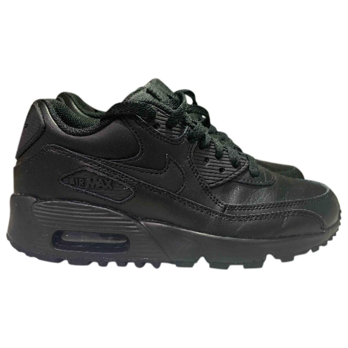 Deportivas Air Max 90 de Cuero Nike