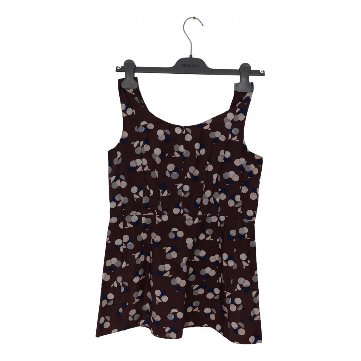 Marni - Top   pour femme en coton