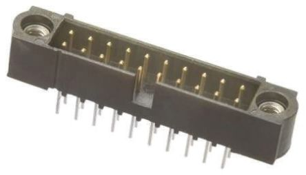 HARWIN , Datamate J-Tek, 20 Way, 2 Row, Straight PCB Header