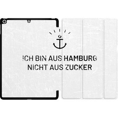 Apple iPad 9.7 (2018) Tablet Smart Case - Ich Bin Aus Hamburg von caseable Designs