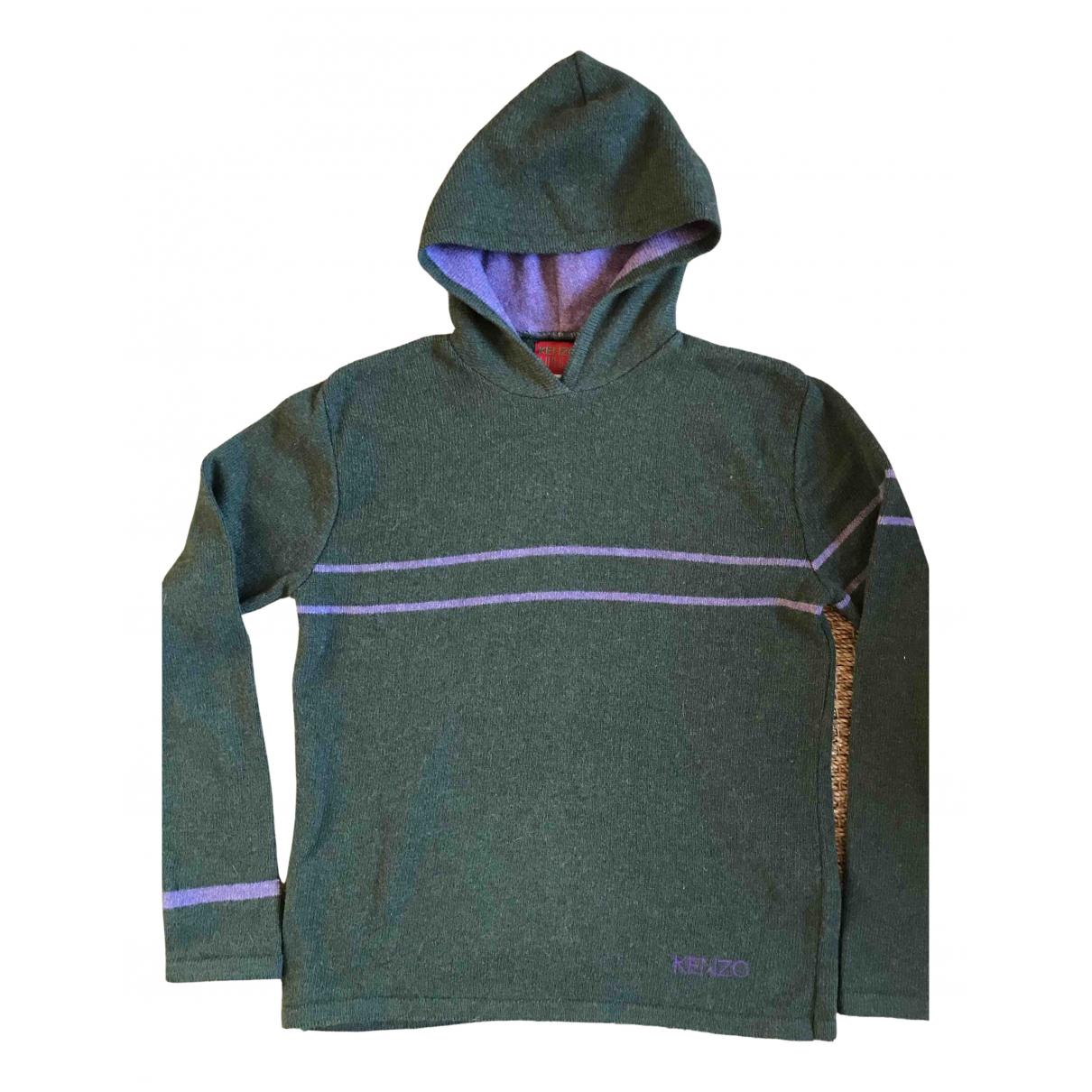 Kenzo N Khaki Wool Knitwear for Women S International