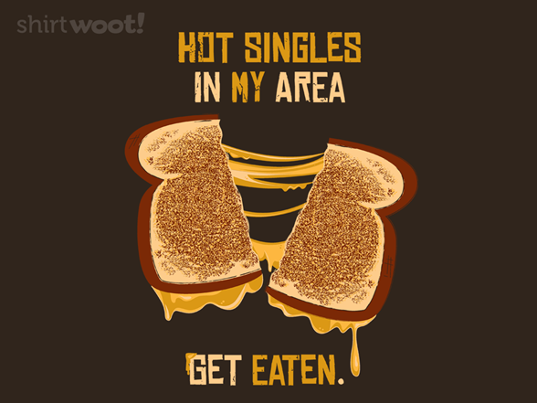 American Singles T Shirt