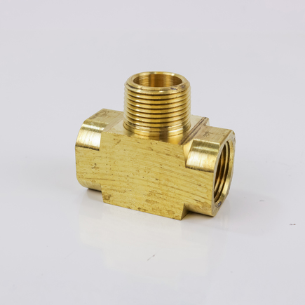 Power Products BP128-12 - Brass Male Branch Tee 3/4
