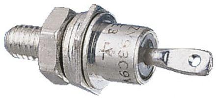 Vishay 600V 85A, Silicon Junction Diode, 2-Pin DO-203AB VS-85HF60