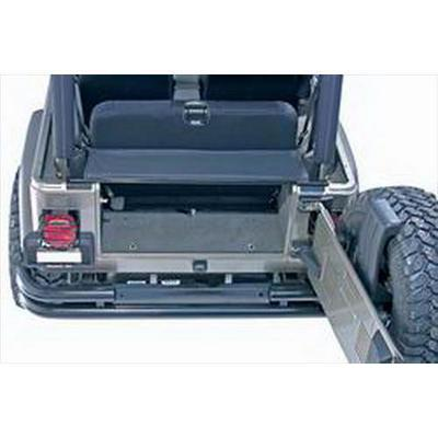 Rugged Ridge Replacement Tailgate Bar with Tonneau - 13550.01