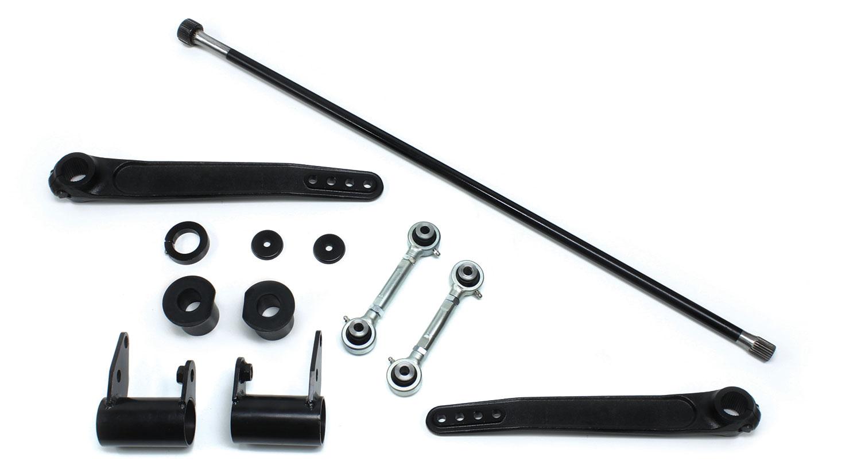 Jeep JK/JKU 0-3 Inch Lift Forged Trail-Rate S/T Front Sway Bar Kit 07-18 Wrangler JK/JKU TeraFlex 1753700