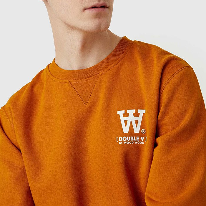 Wood Wood Tye Sweatshirt 10025606-2424