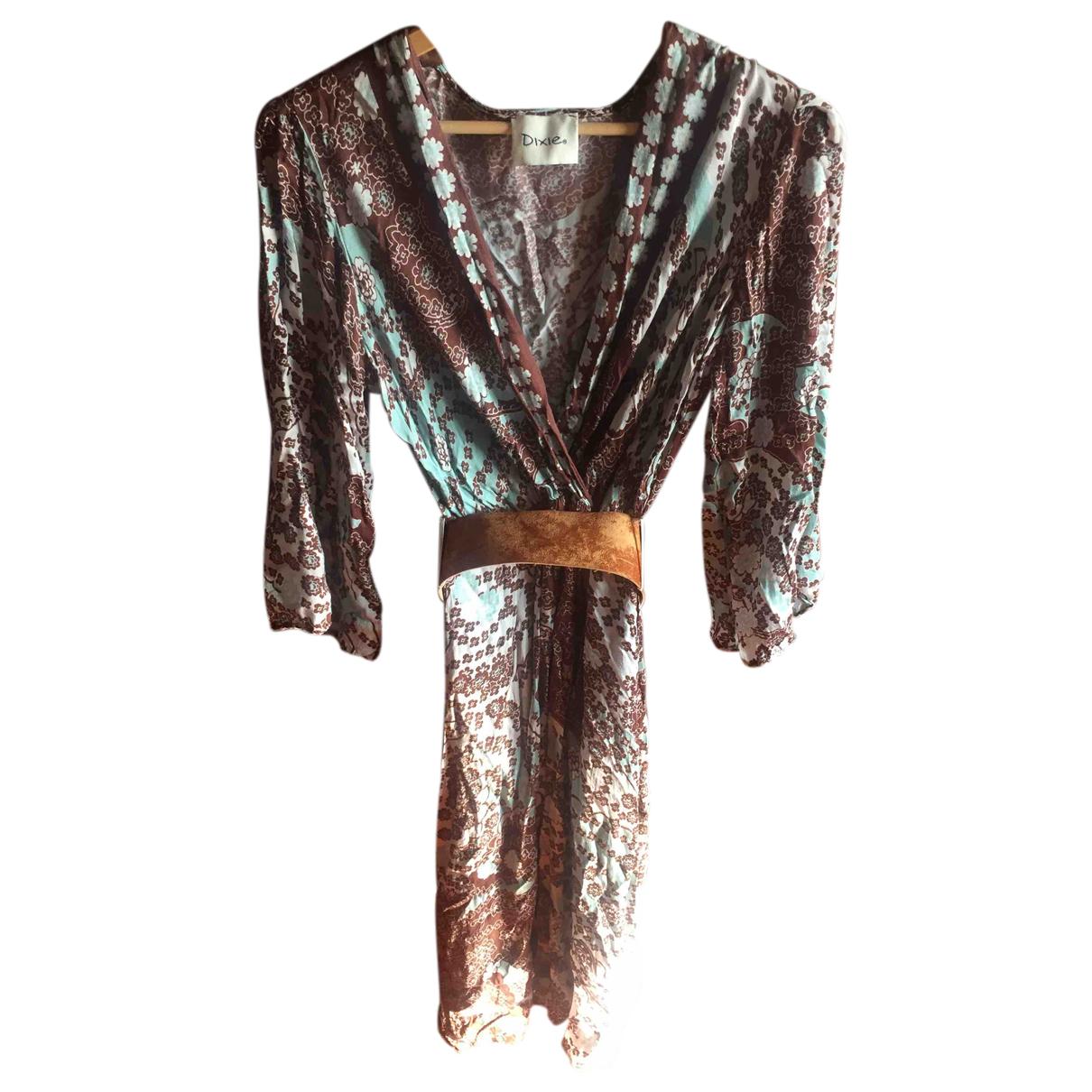 Dixie N Multicolour dress for Women M International