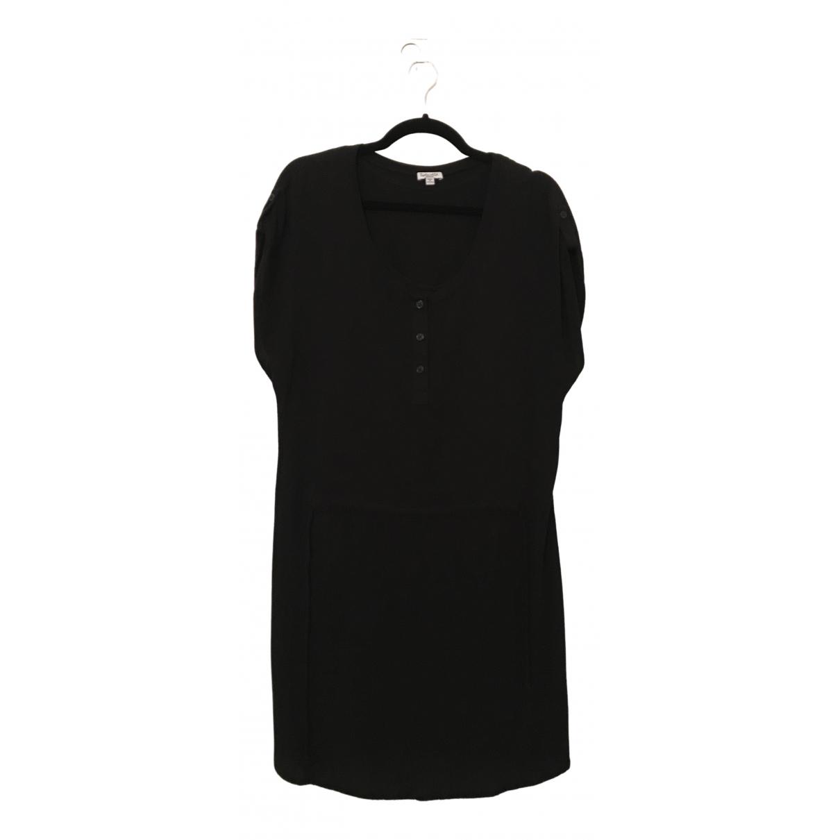 Splendid \N Kleid in  Schwarz Viskose