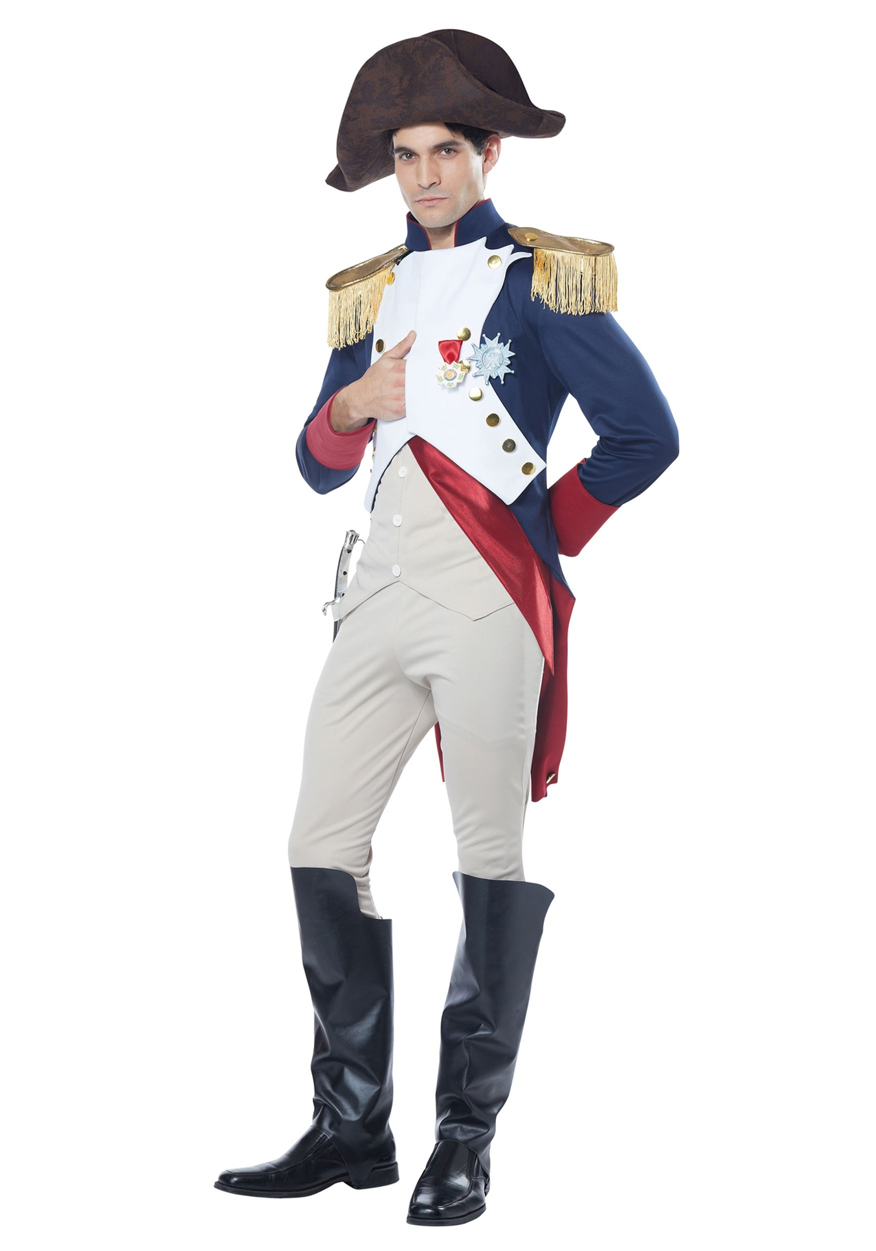 Adult Napoleon Mens Costume
