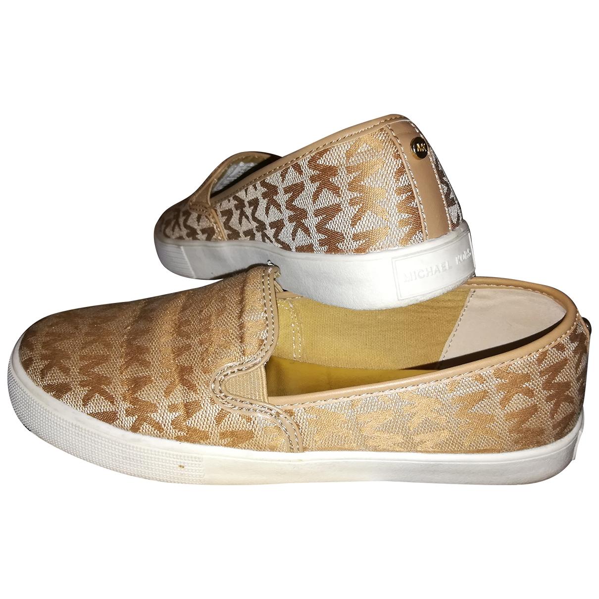 Michael Kors \N Sneakers in Leinen