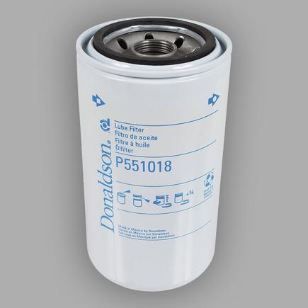 Donaldson P551018 - Lube Filter, Spin On Full Flow