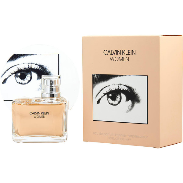 Calvin Klein - Calvin Klein Women : Intense Eau de Parfum Spray 3.4 Oz / 100 ml