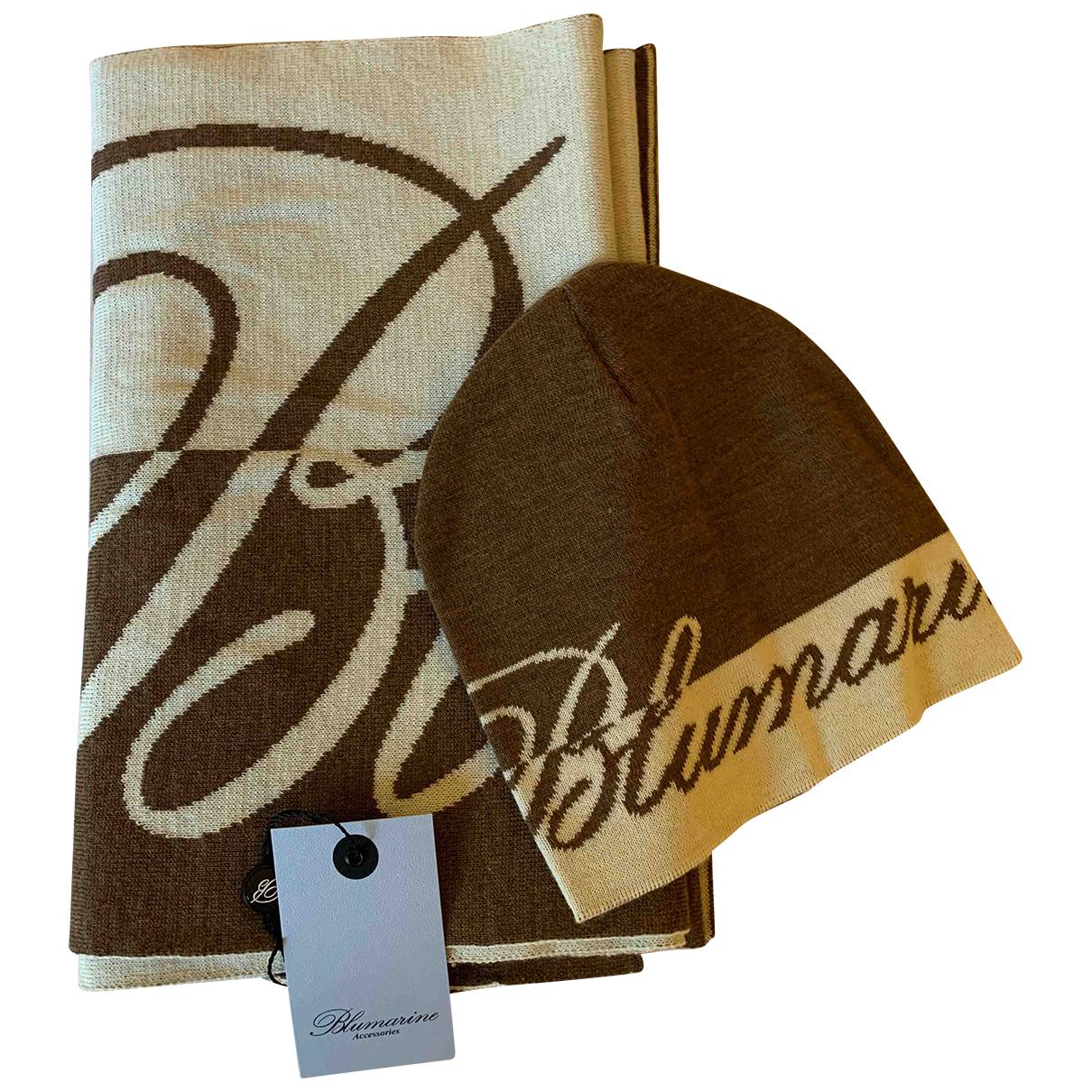 Blumarine N Wool hat for Women M International