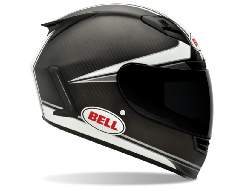 Bell Racing 7000074 Star Race Day Matte Black Carbon Helmet 54-55 | XS