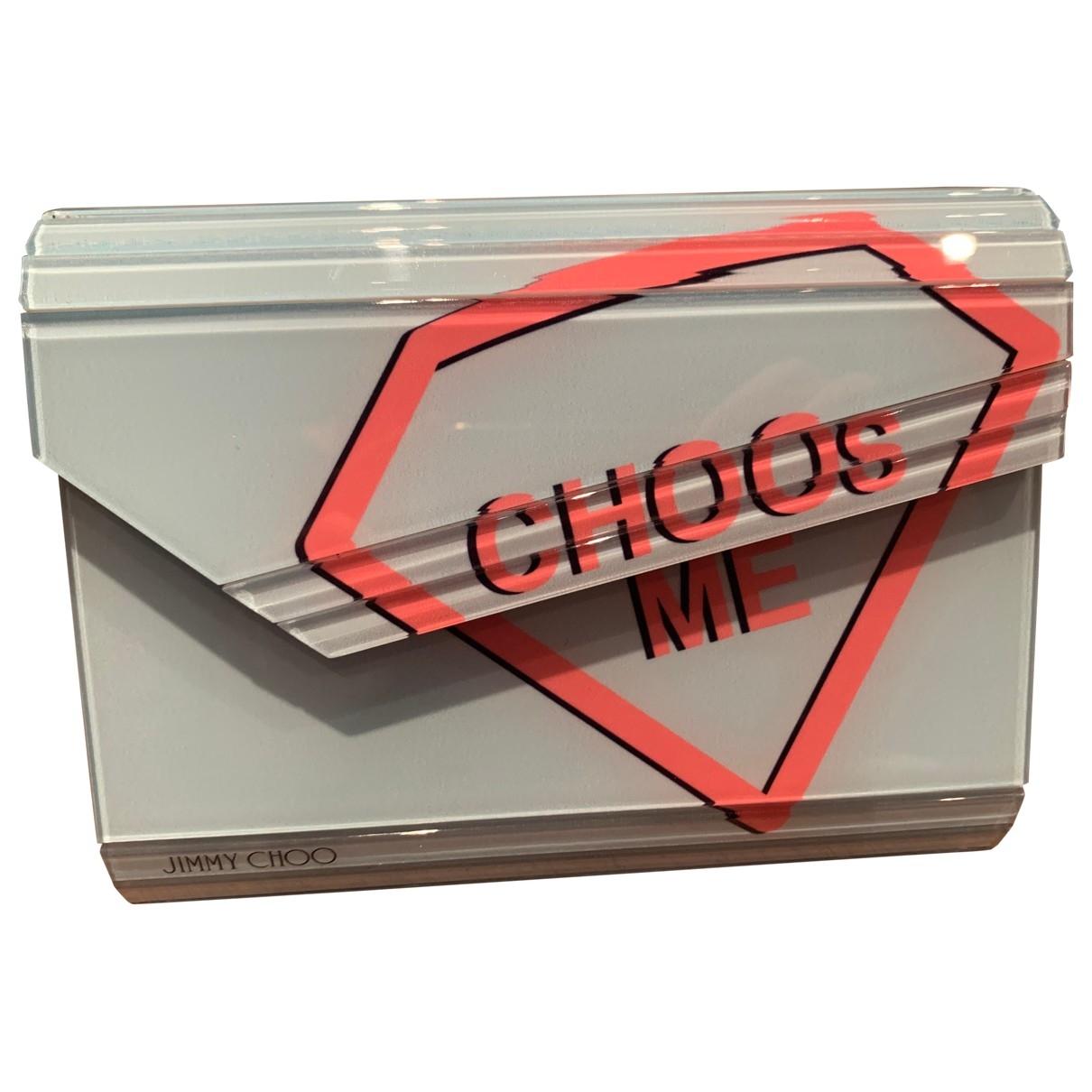 Jimmy Choo Candy Blue Clutch bag for Women \N
