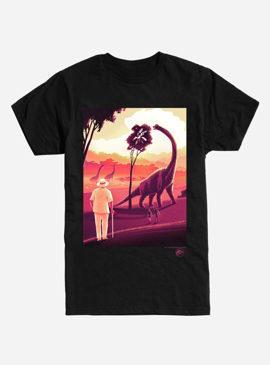 Jurassic World Key Moments T-Shirt