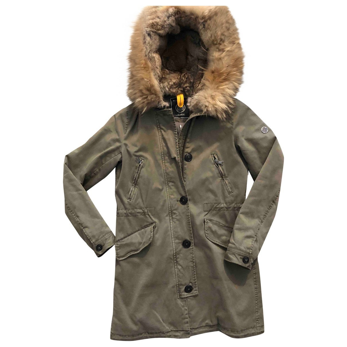 Blonde No.8 \N Khaki coat for Women 34 FR